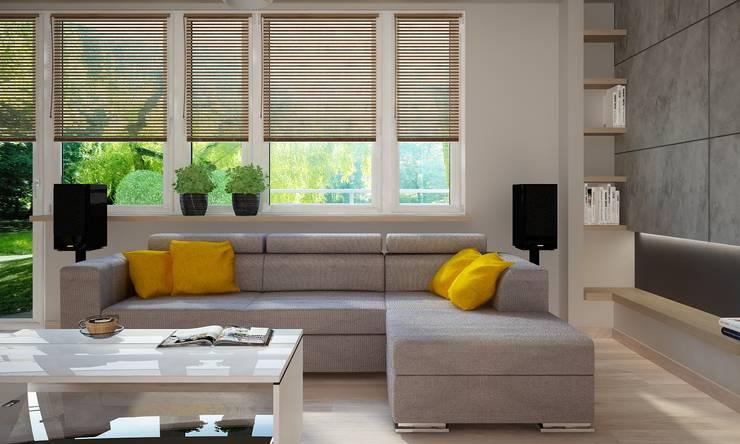 Living room by Anna Wrona