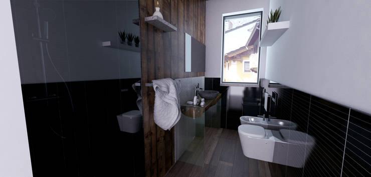 Baños de estilo  de Tomas Andres