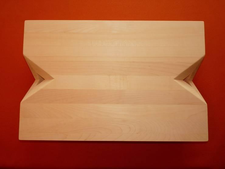 Schneidbrett / Serviertablett: modern  von Busch/Design/Möbel,Modern