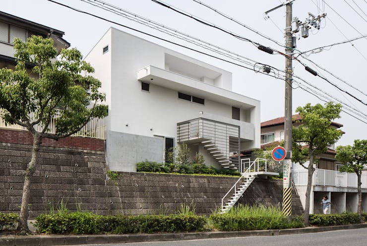 房子 by Kenji Yanagawa Architect and Associates