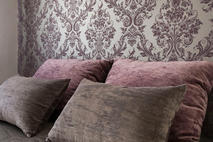 Vivienda Salou- Tarragona: Dormitorios de estilo  de Blank Interiors