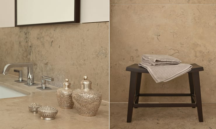 Minimal Bathroom:  Bathroom by Rosangela Photography