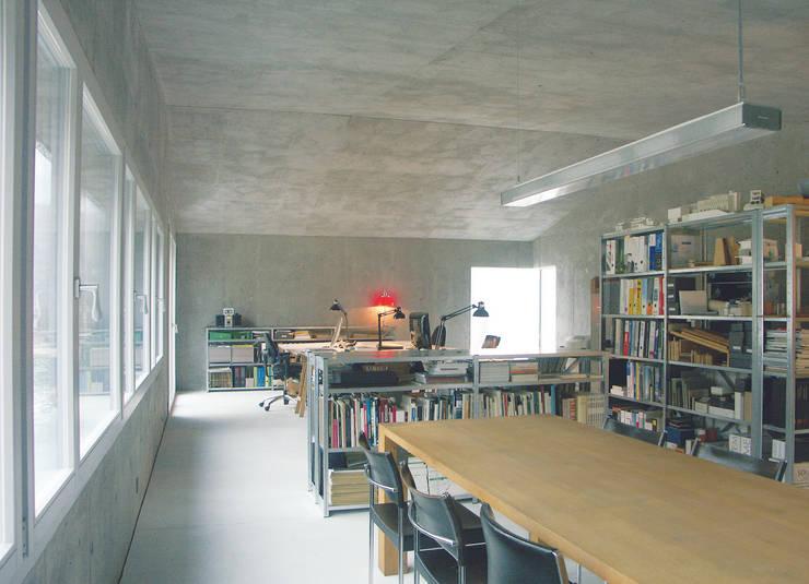 Ateliergeschoss:  Bürogebäude von Himmelhoch GmbH