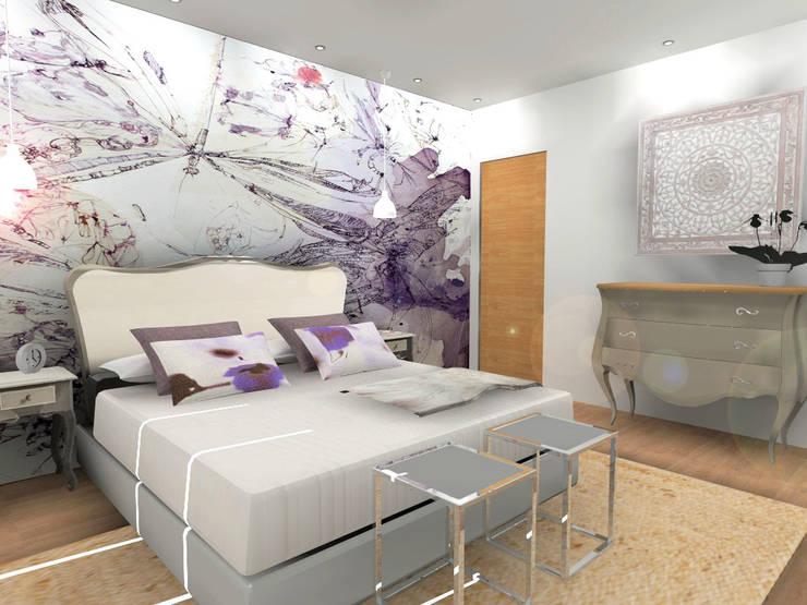 Dormitorio principal: Dormitorios de estilo clásico de CARMAN INTERIORISMO