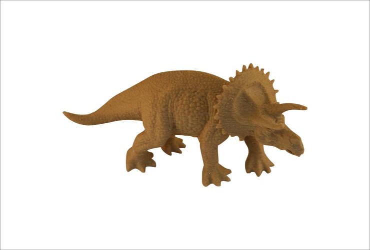 3D-print of a dinosaur: modern  door MyMatics, Modern