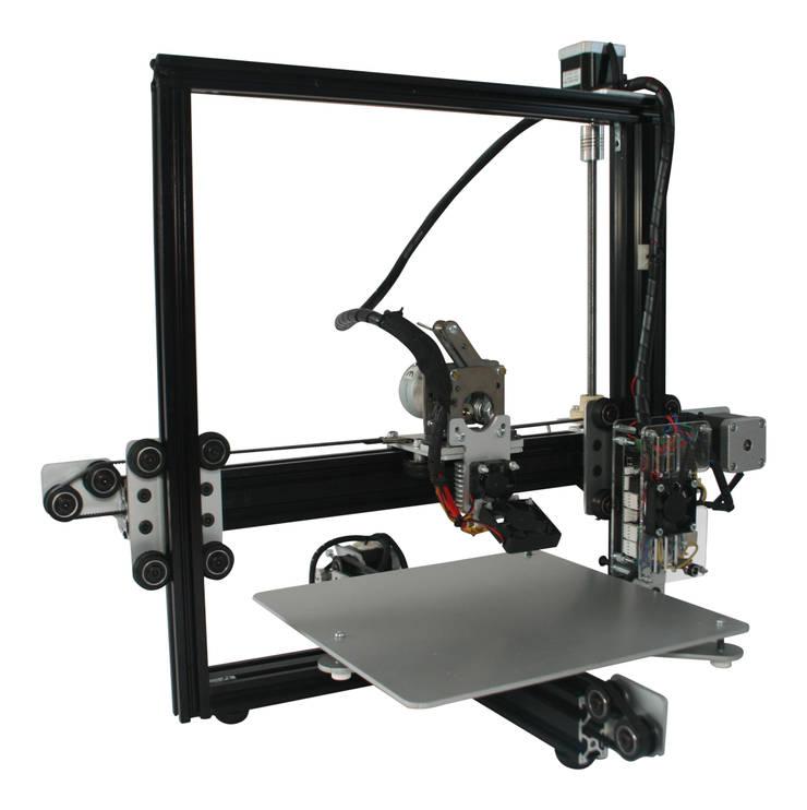 Mamba3D-printer:  Studeerkamer/kantoor door MyMatics