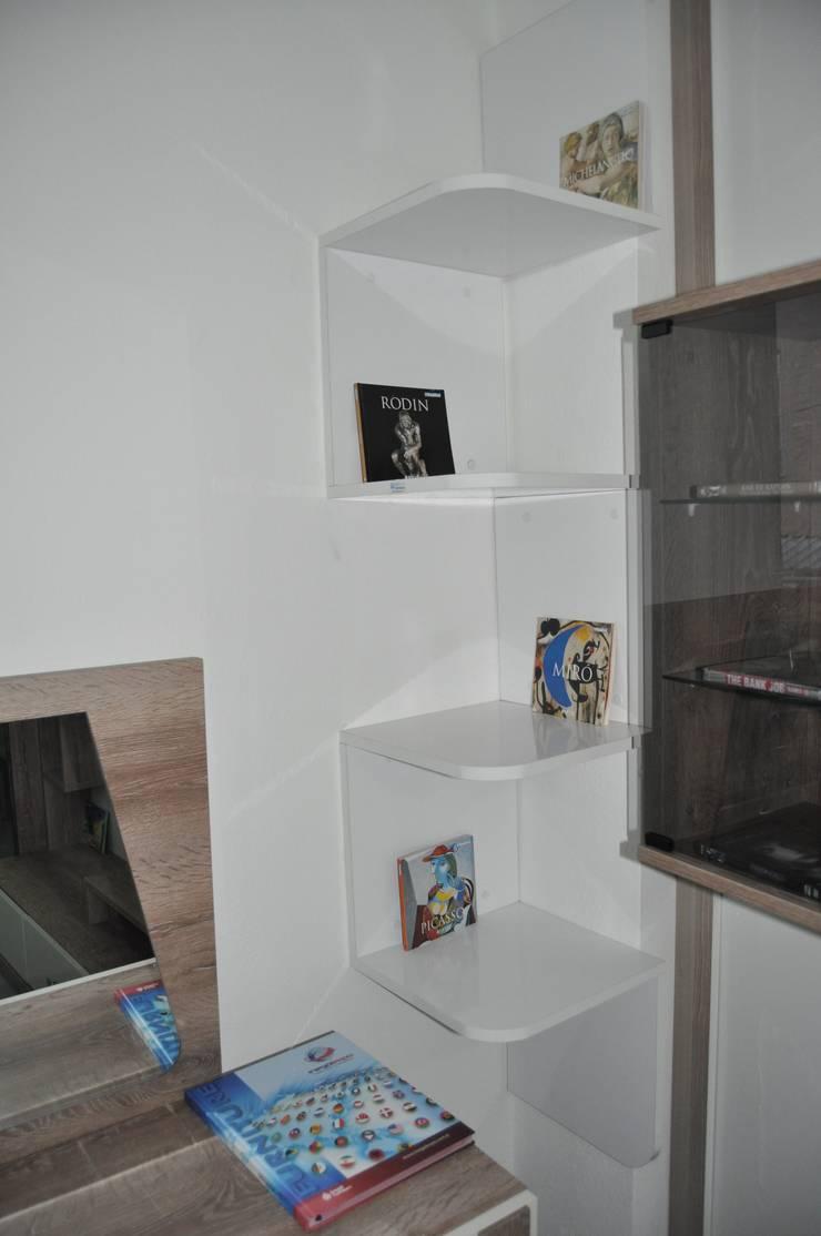 Smart Shelf:  Living room by BANJO DIZAYN