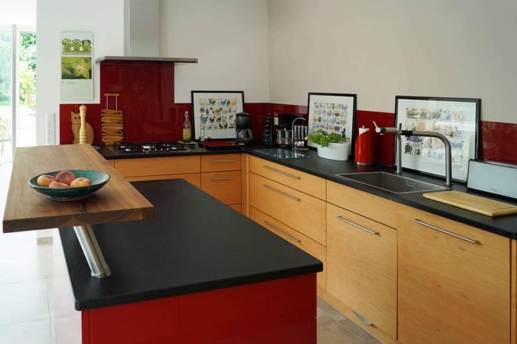 Küchen / Massivholzküchen von LIGNUM Möbelmanufaktur | homify