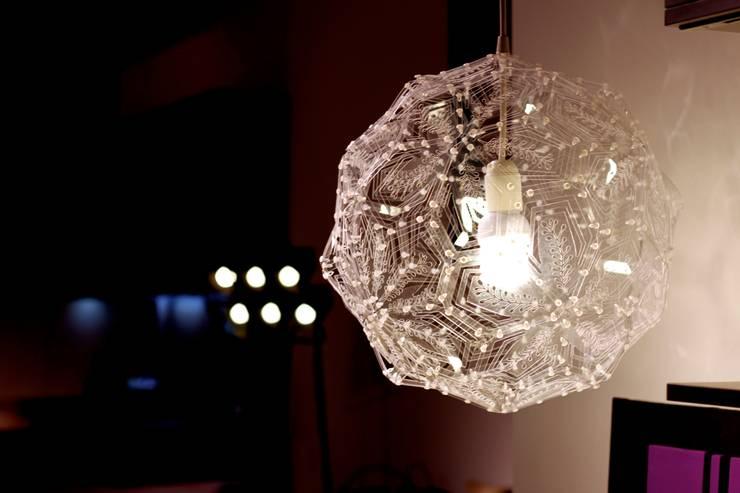 Salones de estilo  de Andrea Nani Design