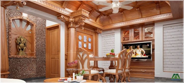 Dr.Nandhakumar:   by Monnaie Architects & Interiors