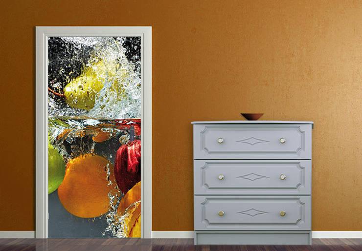 Türdesign Erfrischendes Obst :   von K&L Wall Art,Ausgefallen