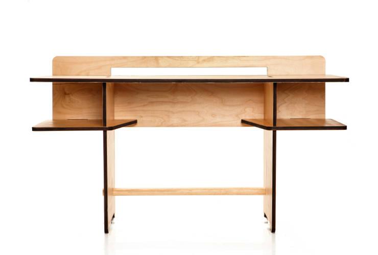 scrivania smontabile : Studio in stile  di MARIO PAGLIARO DESIGN