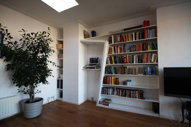aanzicht: modern  door Obliq Architectuur, Modern