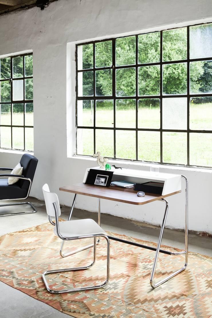 Bureau S1200 Blanc - Thonet: Bureau de style de style Classique par Homology