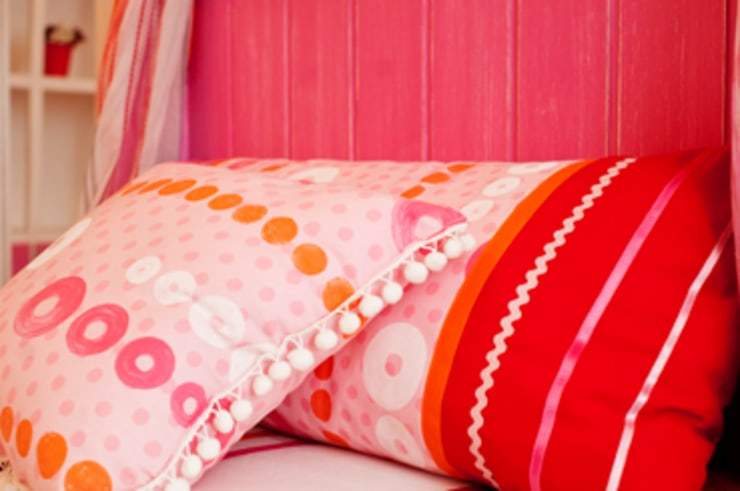 Quarto de Menina | Princesa: Quarto de crianças  por adoroaminhacasa
