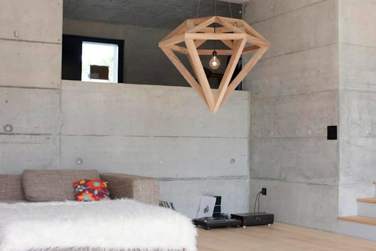 Salon de style de style Moderne par Marty Häuser AG