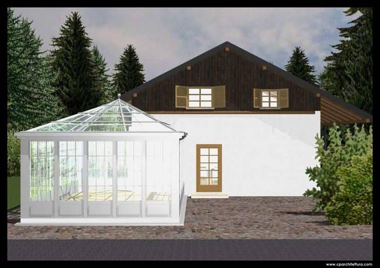 casa S.C.:  in stile  di cp architettura