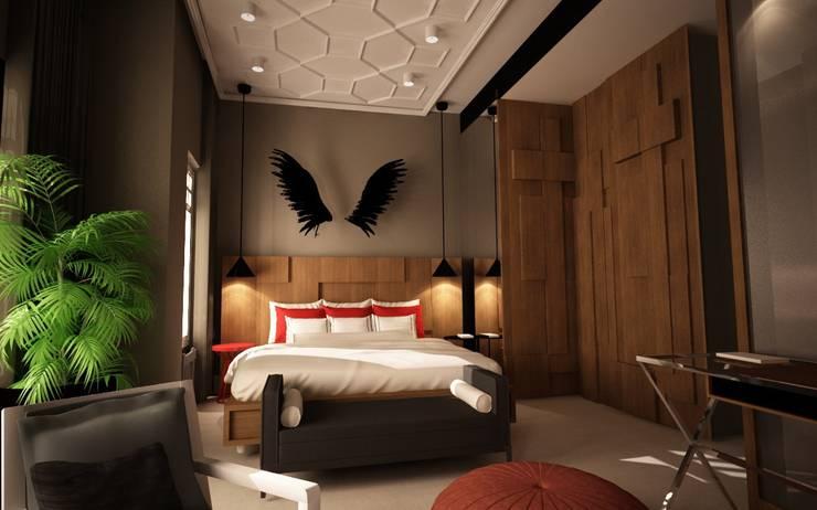 BAILO ISTANBUL:  Hotels by Esra Kazmirci Mimarlik