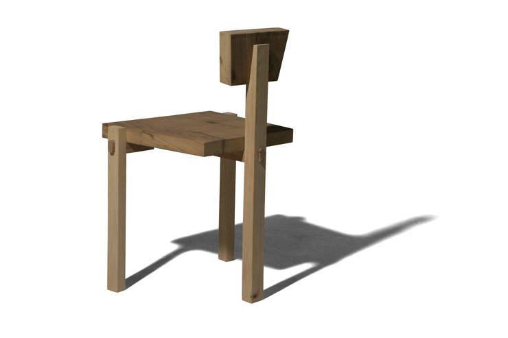 Cadeira Bandeira: Quarto  por o rodrigo que fez