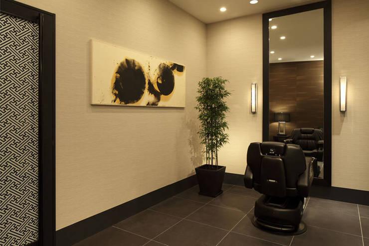 Spa in Tokyu Hotel, Tokyo:   by NSDA
