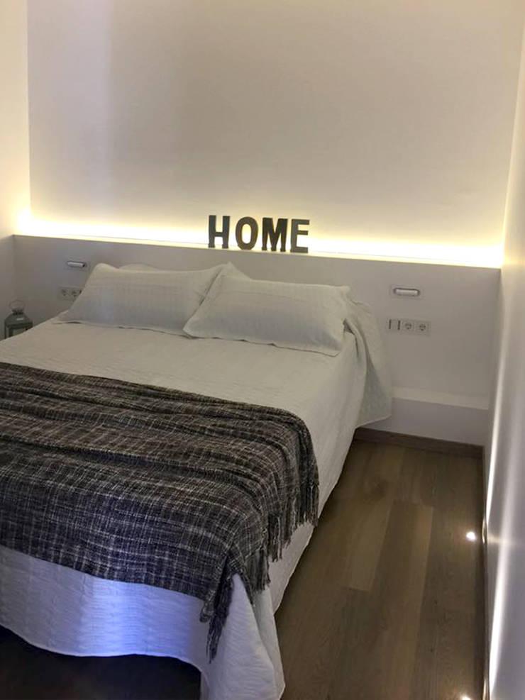 Kamar Tidur oleh Ivan Torres Architects, Modern
