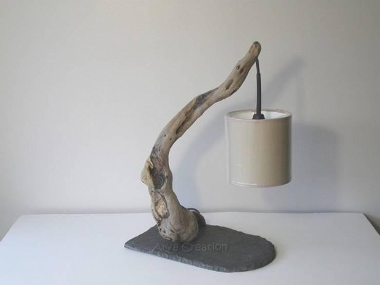 Luminaires En Bois Flotte By Arve Creation Homify