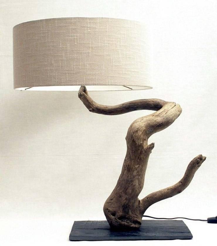 Luminaires En Bois Flotte Von Arve Creation Homify