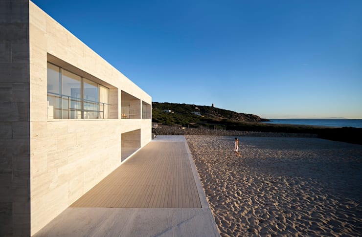 Terrace by Alberto Campo Baeza