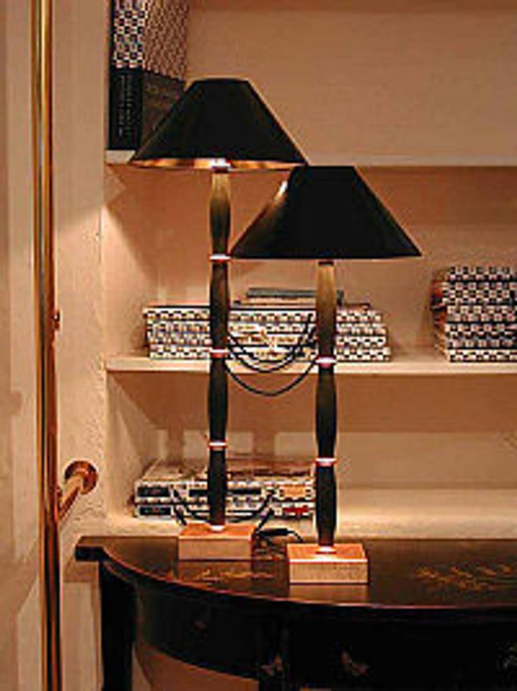 SPINA Tischleuchte:   von LaProDi - Atelier Winter