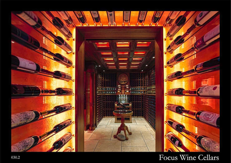 de estilo  por Focus Wine Cellars