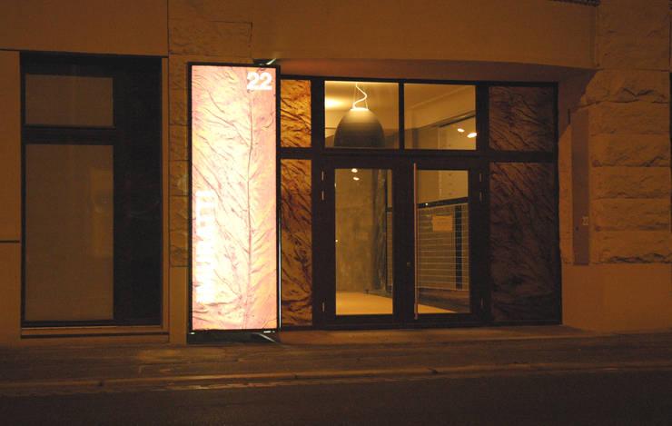 Muratti Höfe Berlin:  Arbeitszimmer von SEHW Architektur GmbH,Modern