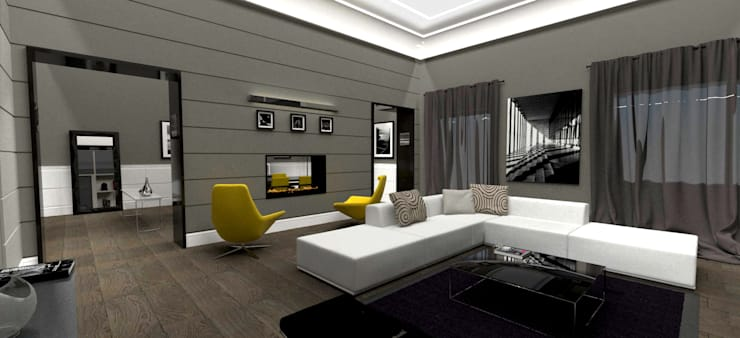 Interno :  in stile  di Conforti Tina Designer