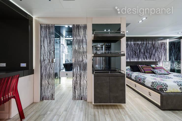 Yacht-Innenausbau: Natur an Bord:  Yachten & Jets von Designpanel - Elements for innovative architecture
