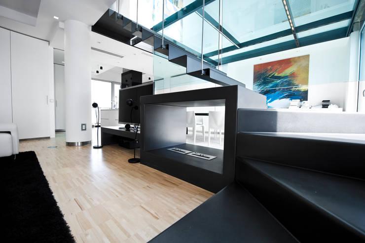 Projekty,  Domy zaprojektowane przez Studio Merlini Architectural Concept