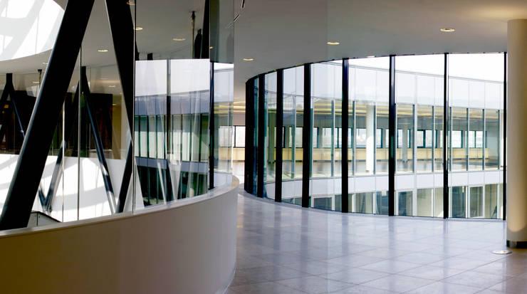 Erschließungs- und Kommunikationsbereich:  Fitnessraum von SEHW Architektur GmbH