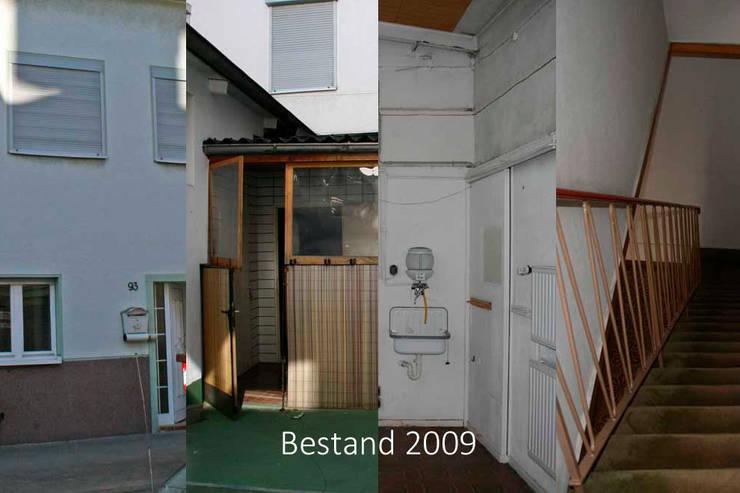 Bestand vor dem Umbau :   von SzturArchitekten GmbH
