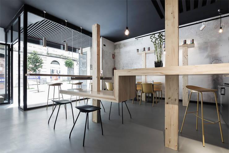 Ladenflächen von Nan Arquitectos