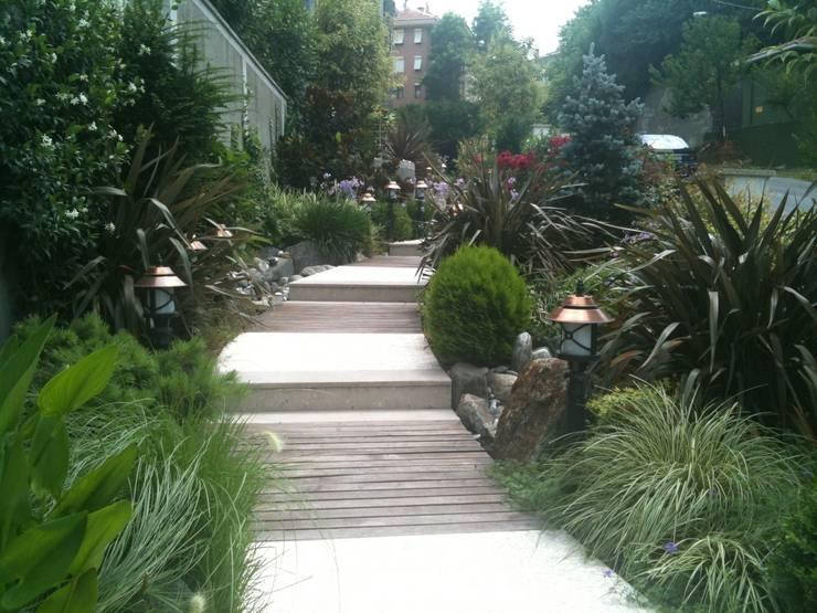 Jardines de estilo  de Bahce Tasarim