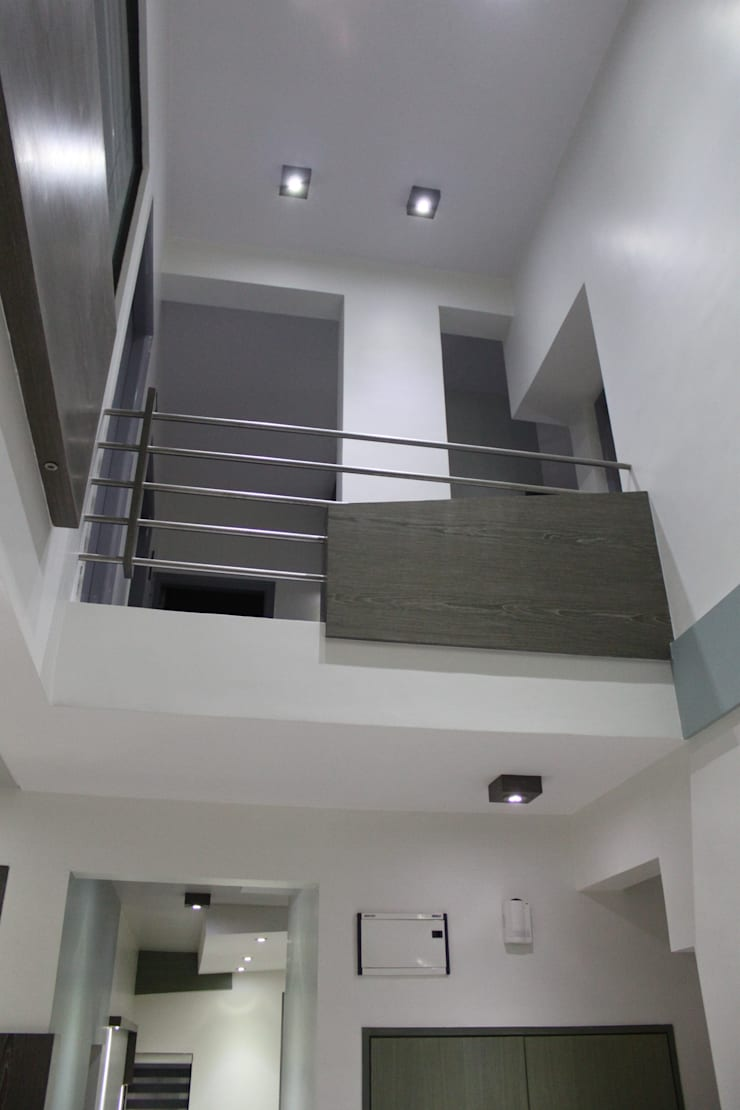 Double Height:  Houses by Ashwin Architects