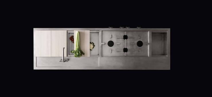 Lando Convivio: Cucina in stile  di Lando