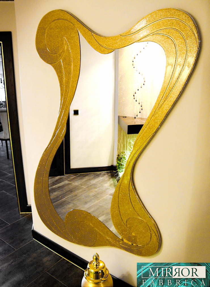 Exclusive Mirrors:  Household by Mirror Fabbrica