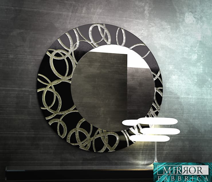 Circle:  Household by Mirror Fabbrica