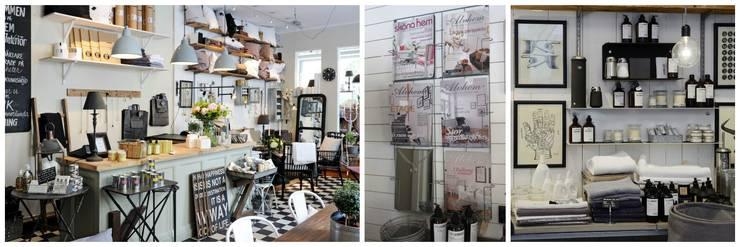 Alvhem Mäkleri & Interiör - shop and magazine by Magdalena Kosidlo Scandinavian