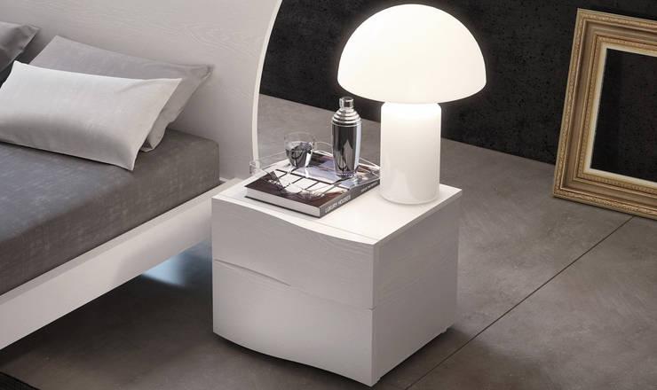 Спальная комната  в . Автор – Kreative Point s.n.c