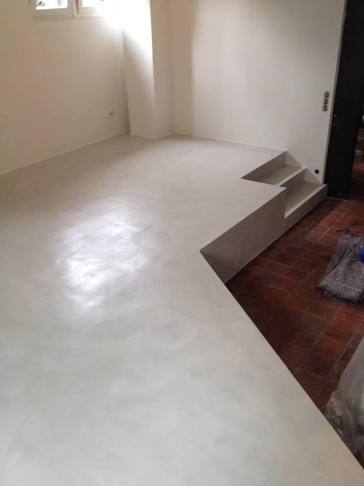 Boden Betonoptik boden in betonoptikmalerbetrieb trynoga | homify
