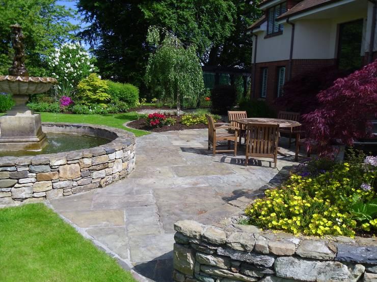 "<q class=""-first"">The Haven</q>:  Garden by Kevin Cooper Garden Design"