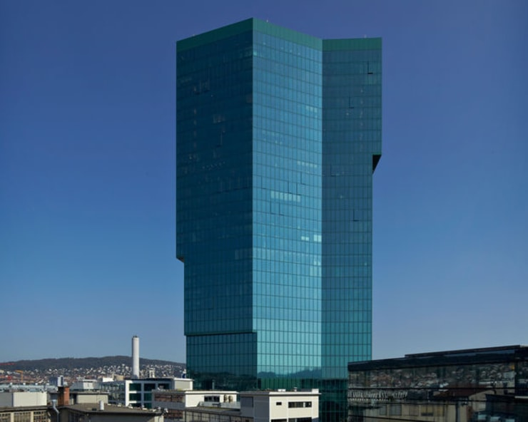 Prime Tower:  Gastronomie von Alteme Licht AG,