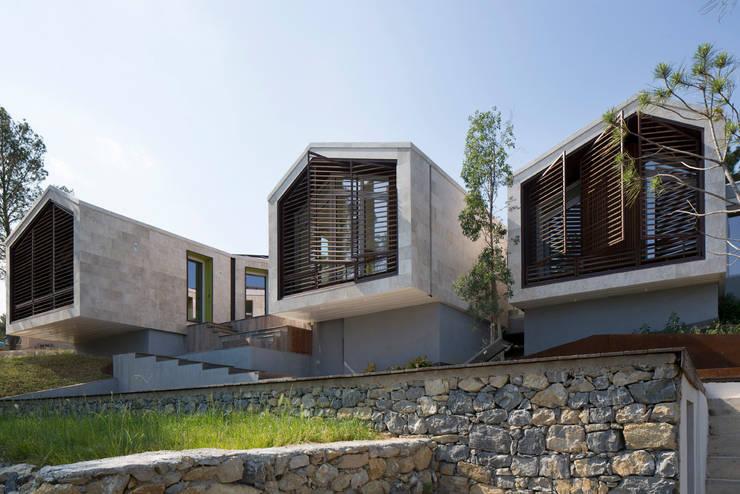 Maison NB:  de style  par NBJ Architectes