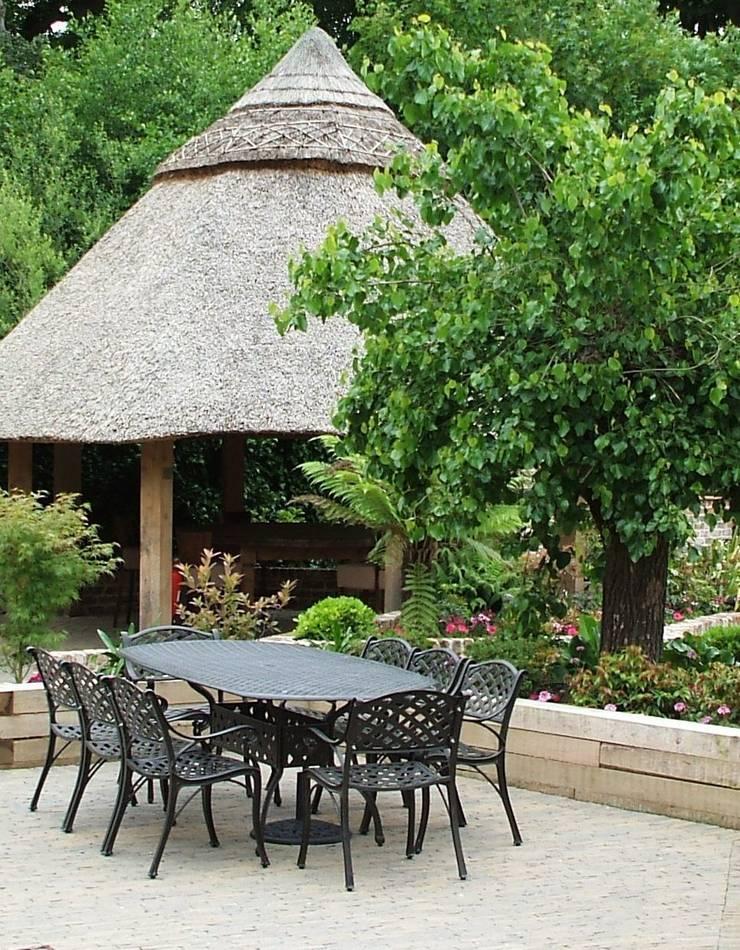 The <q>Mulberry</q> Garden:  Hotels by Kevin Cooper Garden Design