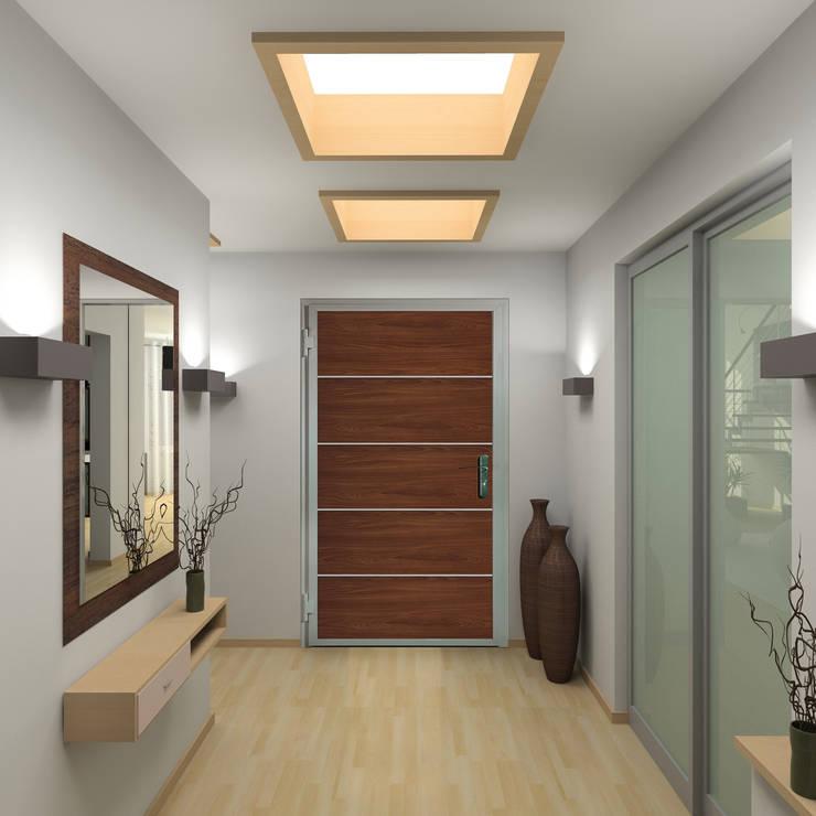 Biffar Wohnungseingangstüren:  Fenster & Tür von Biffar GmbH & Co. KG